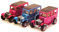 Hot Wheels Redlines Woodys