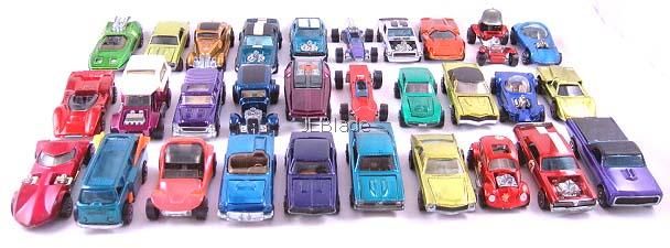 Which Hot Wheels are Valuable.
