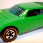 Hot Wheels Redline Dark Green Enamel