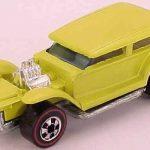 Redline Hot Wheels Buyer: Lemon Yellow Enamel