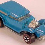 Redline Hot Wheels Light Blue Enamel