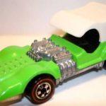 Redline Hot Wheels Light Green Enamel