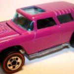Redline Hot Wheels Buyer Plum enamel
