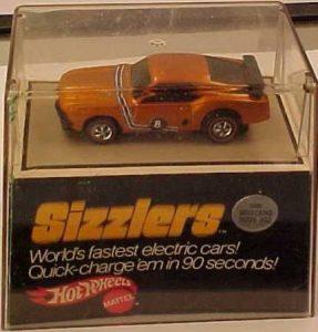 Hot Wheels Sizzler