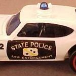 Hot Wheels Buyer: Redlines 1969 Police Cruiser State Police Oldsmobile #12