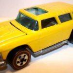 Redline Hot Wheels Yellow Paint Enamel