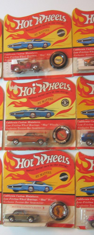 Redline Hot Wheels Collector